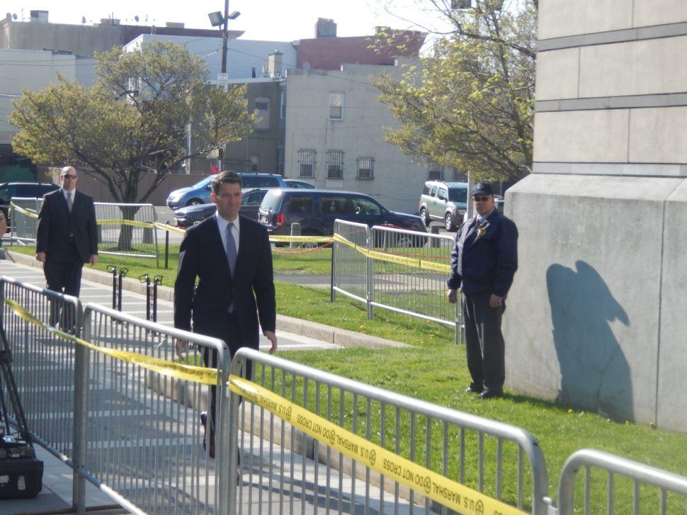 BRIDGEGATE: New trial date set in Baroni/Kelly case