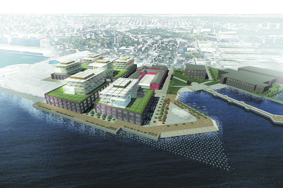 Unsinkable Red Hook: Brooklyn's Forgotten Waterfront May Finally Be Getting Some Love