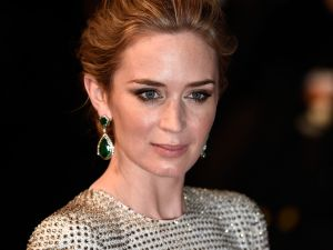 Emily Blunt stars in Sicario, which premiered at Cannes this week. (Photo: Getty Images)
