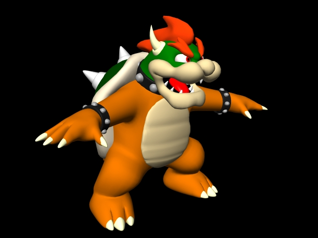 Nintendo Hires Bowser