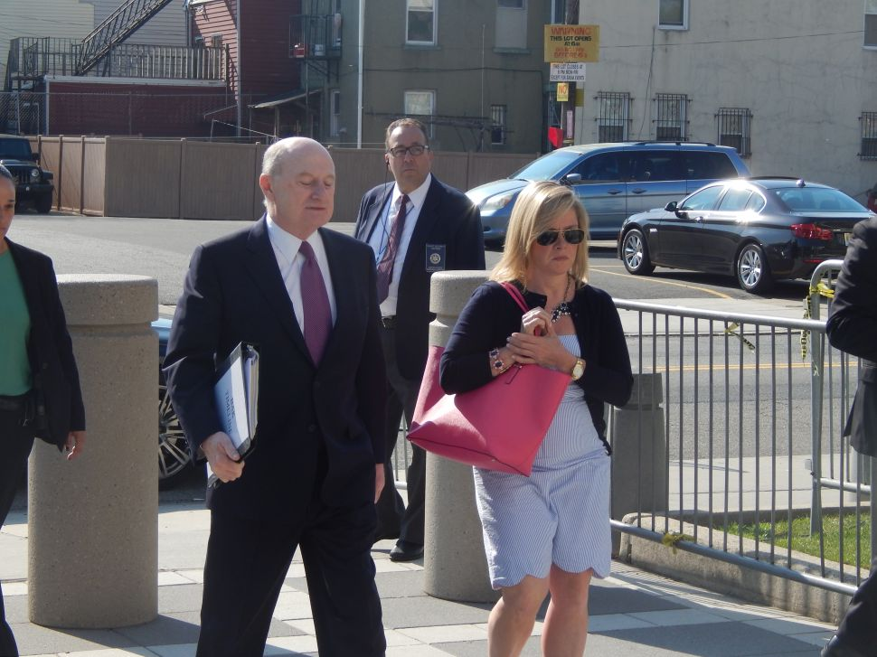 Baroni and Kelly plead not guilty in Bridgegate case