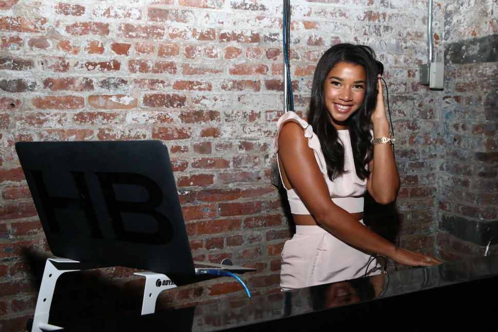 Hannah Bronfman and Brendan Fallis to DJ the Olevolos Project's Charity Brunch
