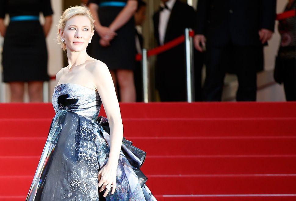 Lesbian Romance 'Carol' Top Contender for Palme D'Or