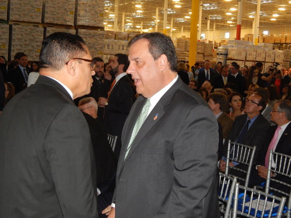 Cuomo KO's Christie in Port Authority bout