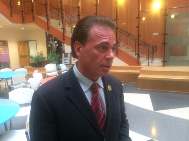 Thankful for justice, Wiley says he's ready to go in WNY
