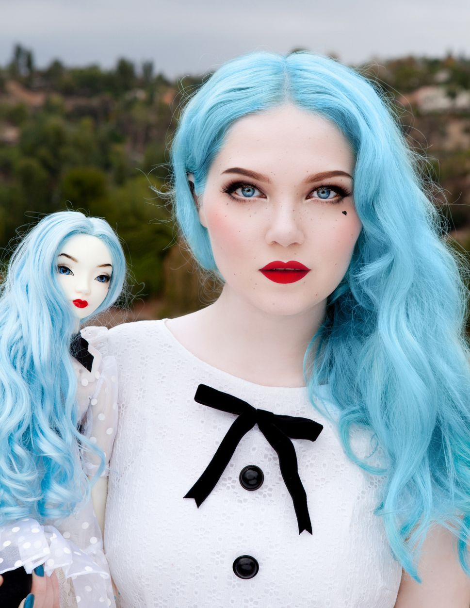 Meet the Doll Maker and Instagram Star Hacked by Richard Prince