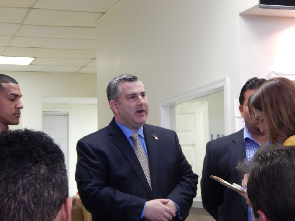 North Bergen: Wainstein lobs voter fraud complaint ahead of May 12 election