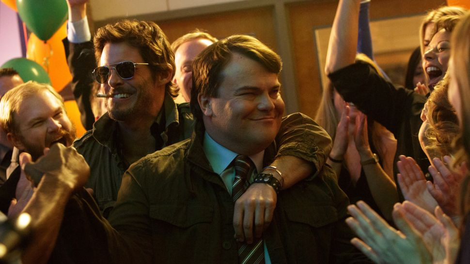 In 'The D Train,' Jack Black and James Marsden Have Never Been Better