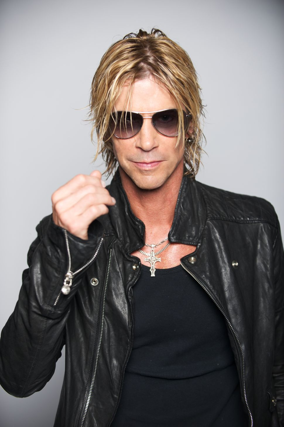Duff McKagan Trades Partying on Steven Tyler's Yacht for Fixing a Deck