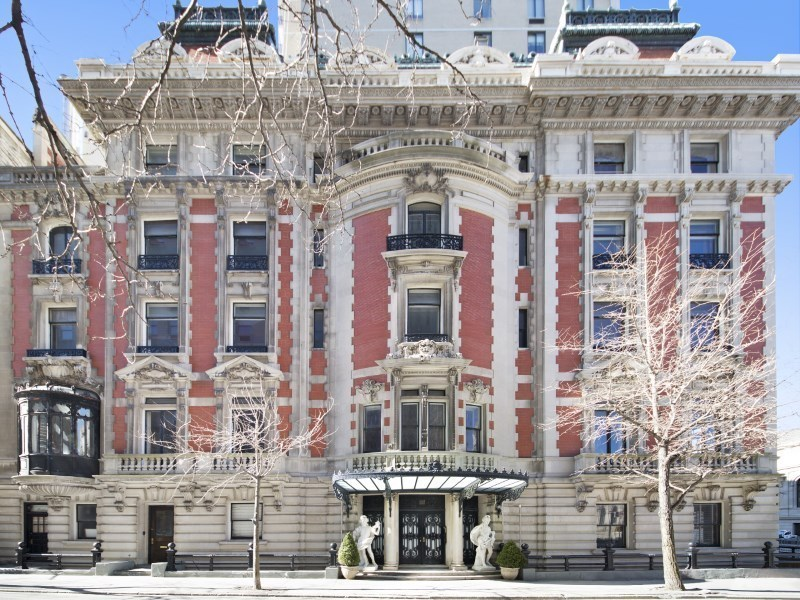 Carlos Slim Wants $80M for Ridiculously Opulent Fifth Avenue Mansion