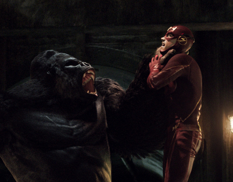 In Praise of Grodd, the 800 Pound Telepathic Gorilla on 'The Flash'