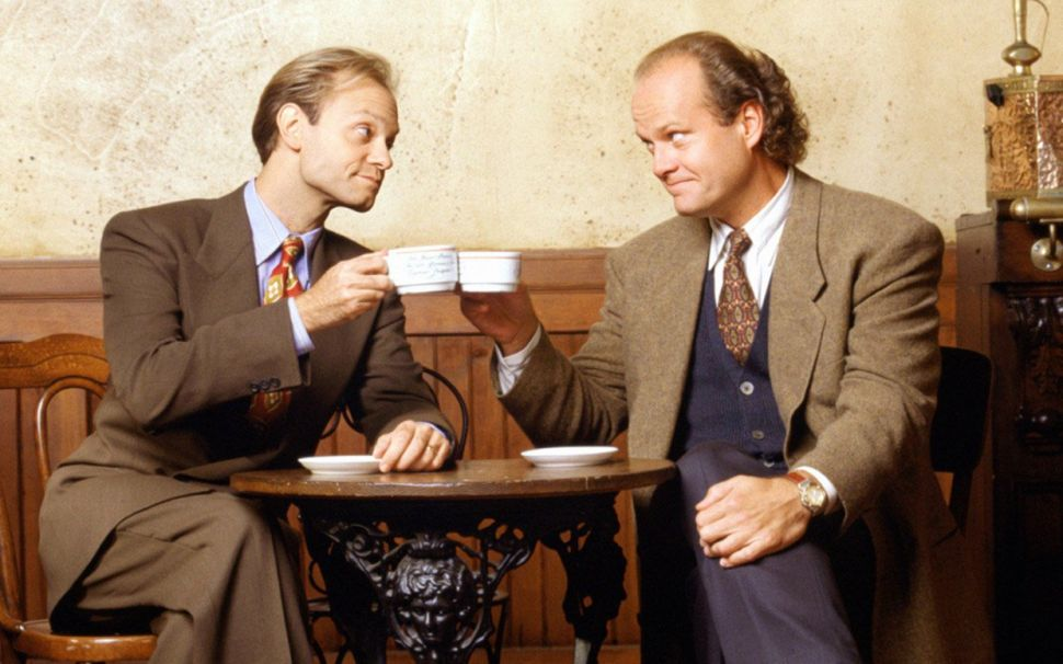 AMAZING NEW TV SHOW: A Millennial Reviews 'Frasier'