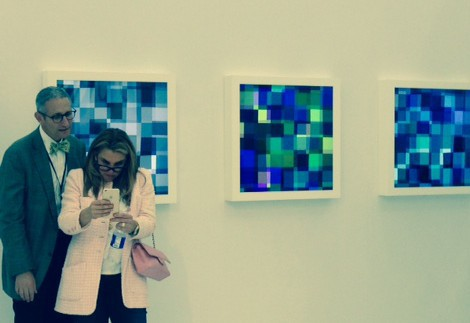 The Matisse Frieze: Light and Color RuleNew York's Giant Art Fair