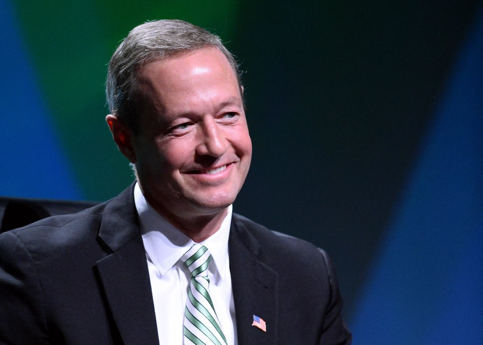 NYC Council Speaker Won't Say Martin O'Malley's Name