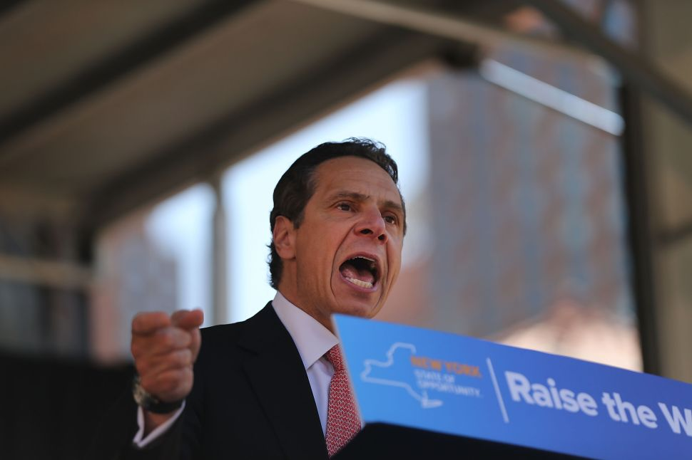 Hailing Fast Food Wage Hike, Cuomo Dismisses Potential Job Losses as 'Idle Threat'