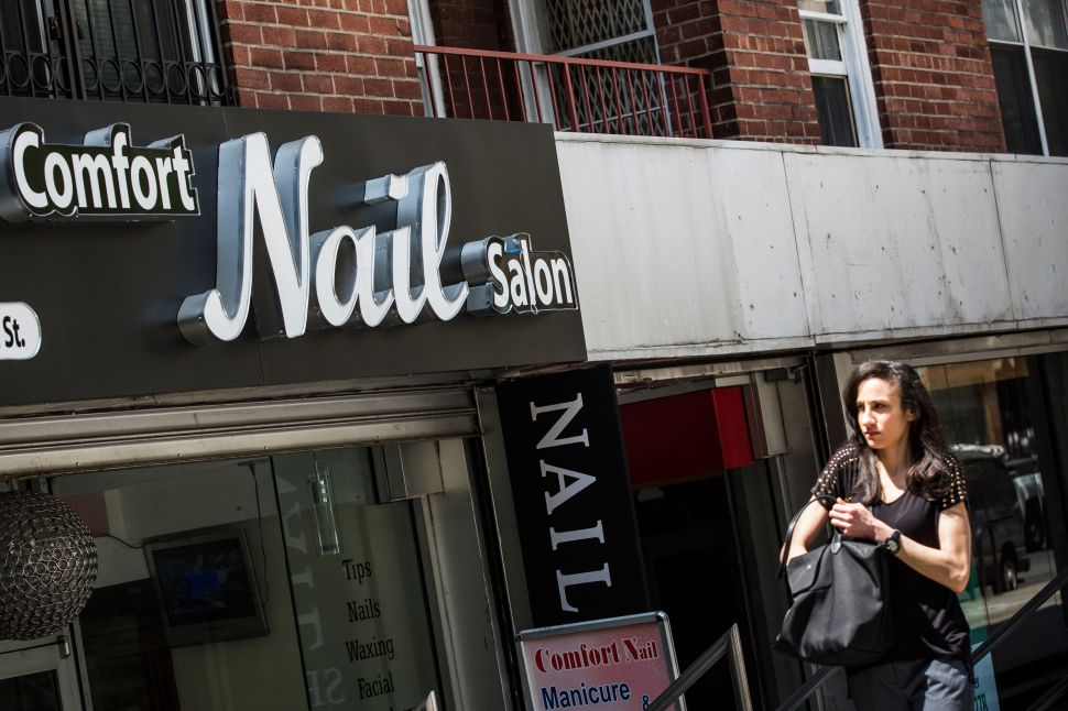 Cuomo Asks Long-in-the-Nail New Yorkers to Inquire About Conditions at Their Salon