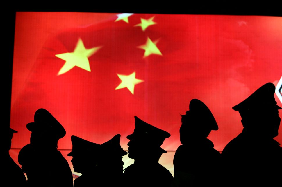 China's Aggression Is a Godsend for the United States