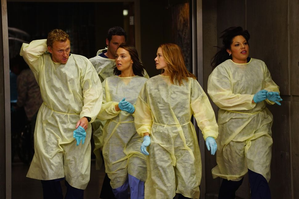 Emotional Shonda-coaster, Week 24: In Which Women Express Some Justified Rage
