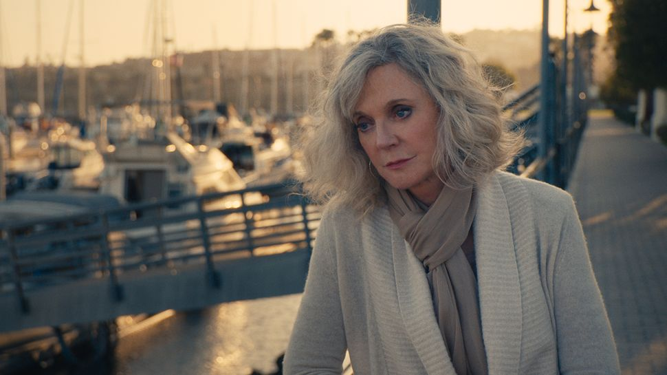 Dream Girl: Blythe Danner Is Just About Perfect in This Tale of Geriatric Love