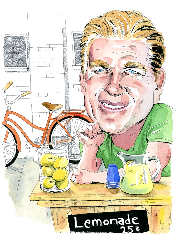 Matthew Modine Talks About Mormonism, Lemonade and Life After Death
