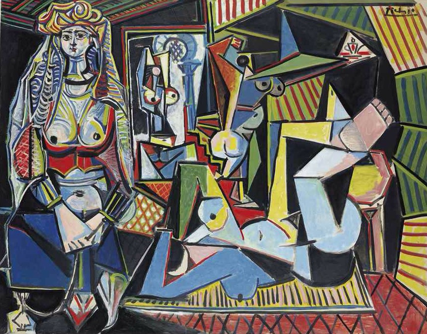 Picasso Cubist Portrait of a Harem Shatters Auction Record, Brings $179M at Christie's