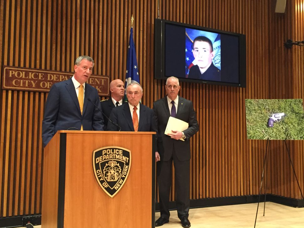 Authorities to Seek First Degree Murder Charges in Police Officer's Death