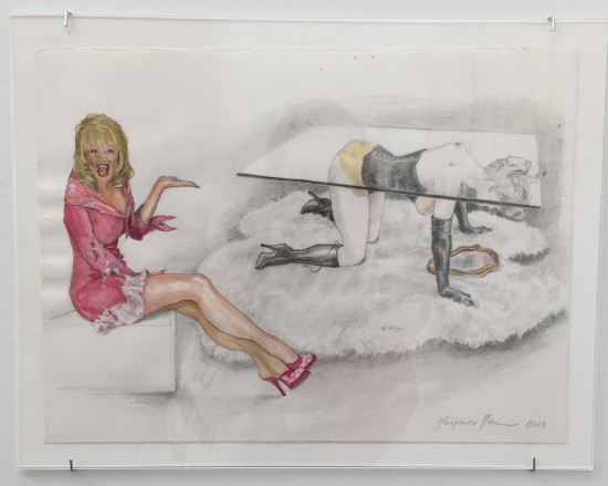 X-Rated Fair Finds: Porn and Feminism Mingle at Frieze New York