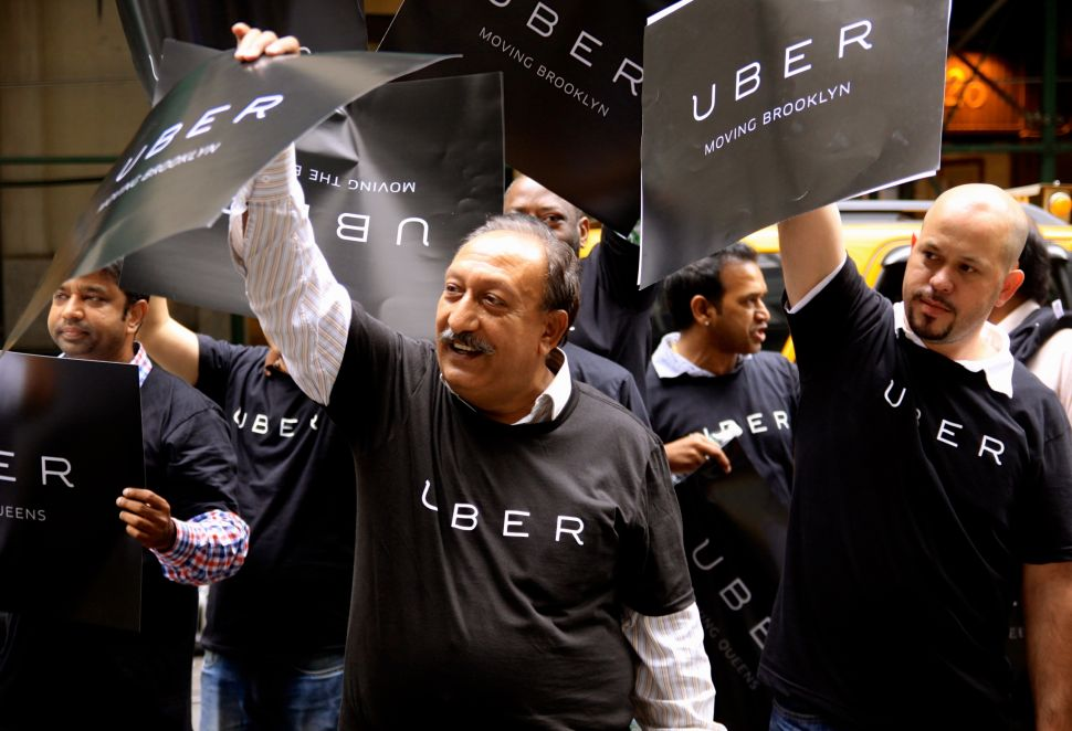 Uber Drivers Protest, TLC Holds a Public Hearing