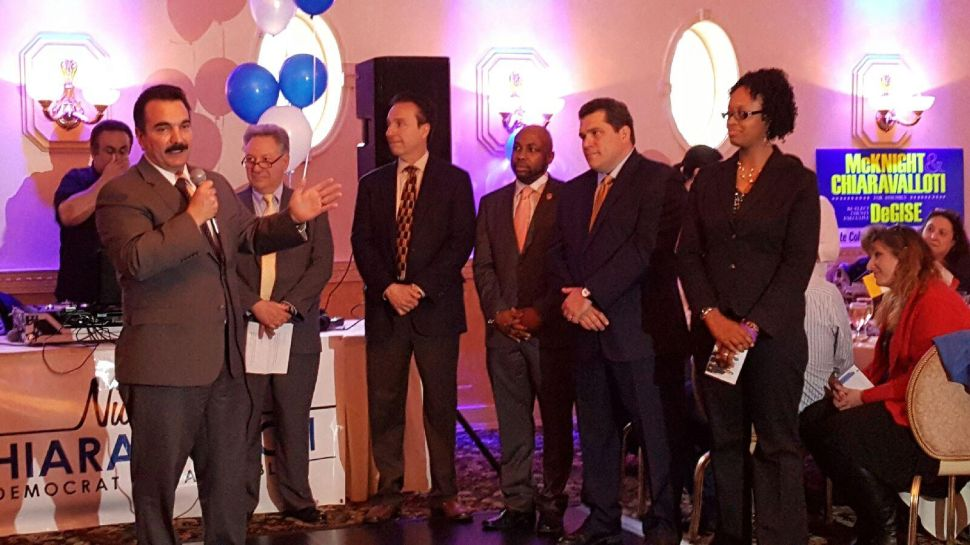 HCDO fetes their LD31 Assembly candidates