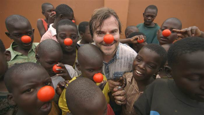 'Red Nose Day' Creator and Jack Black on the Comedian's Charitable Trip to Uganda