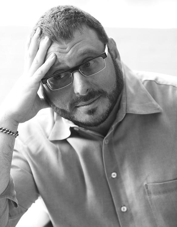So Long Mr. Cutlets: Josh Ozersky, 1967-2015