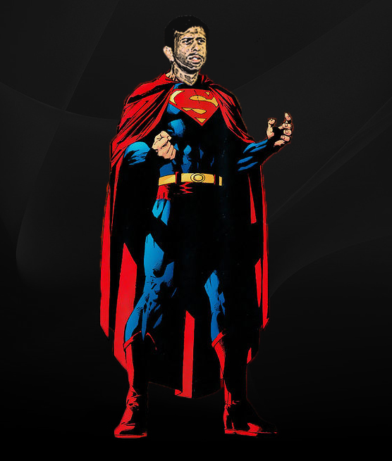 Why Bobby Jindal Is Superman, Sort Of