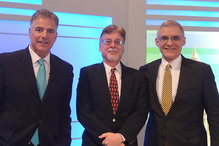 Steve Adubato welcomes John Sarno to New Jersey Capitol Report this weekend