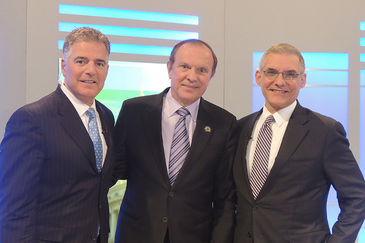 This Weekend with NJ Capitol Report and Steve Adubato