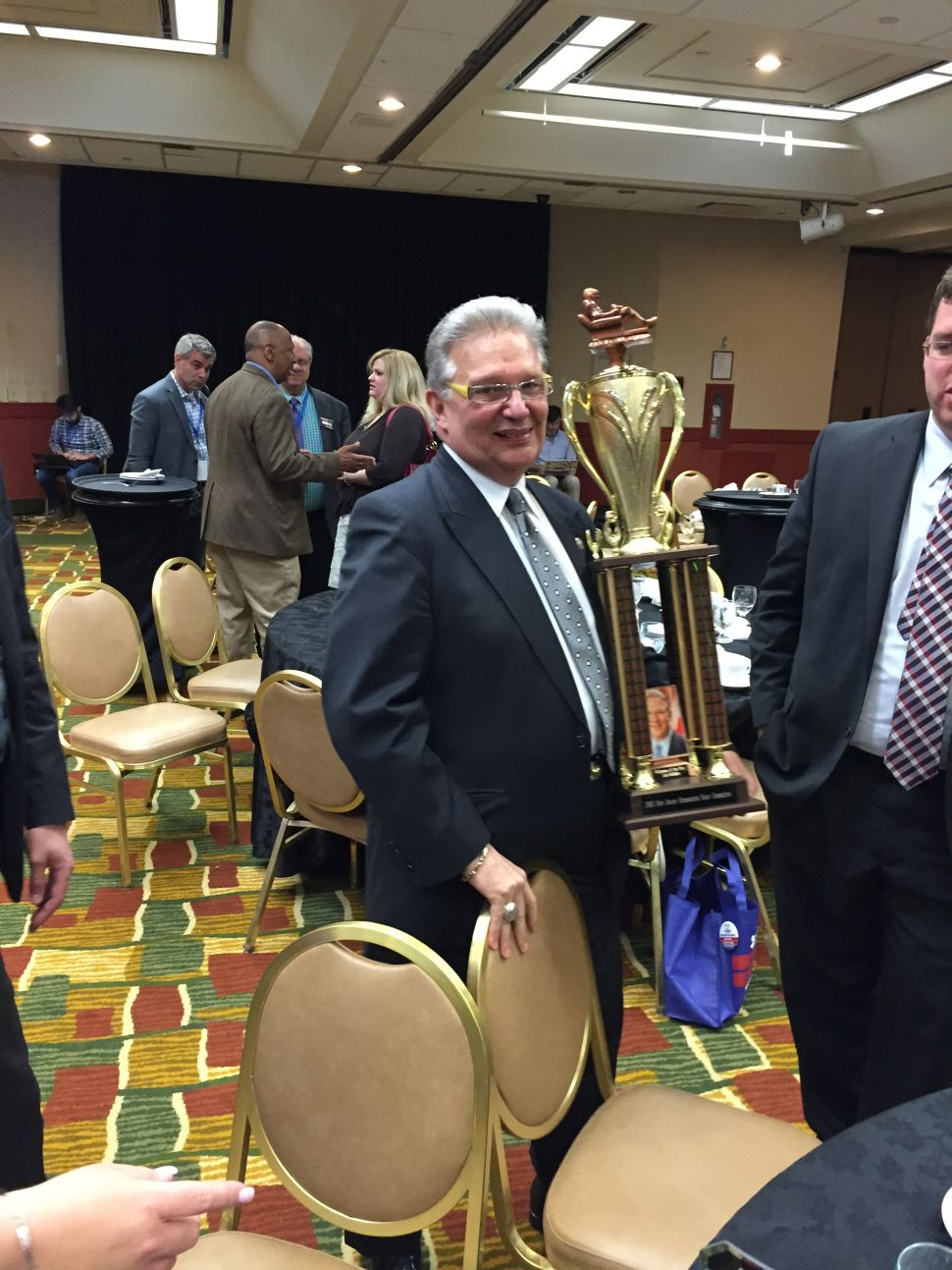 Stellato honored as N.J. Democratic county chairman of the year