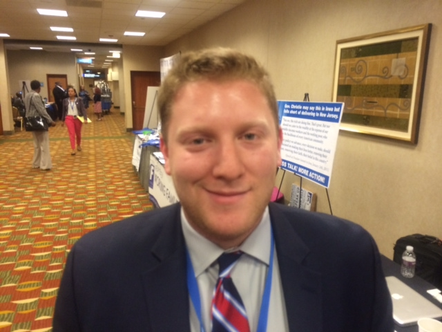 Spevak reelected New Jersey Young Democrats president