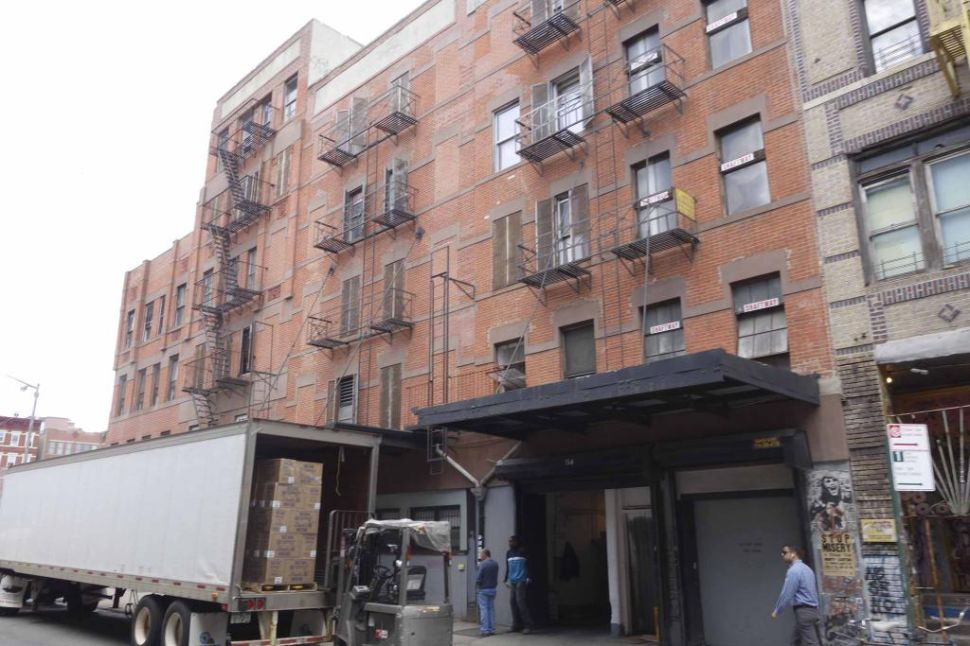 On the Market: Bklyn Night Bazaar Ousted by BMW; Streit's Matzo Cashes Out for $30.5M