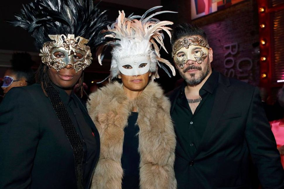 A Masquerade Ball Ushers in a New Era for a Home-Grown Brooklyn Museum
