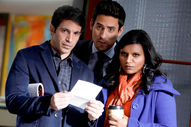 Where Were You the Night Fox Canceled 'The Mindy Project'?