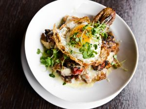 Minton's Duck Hash. (Photo: ?)