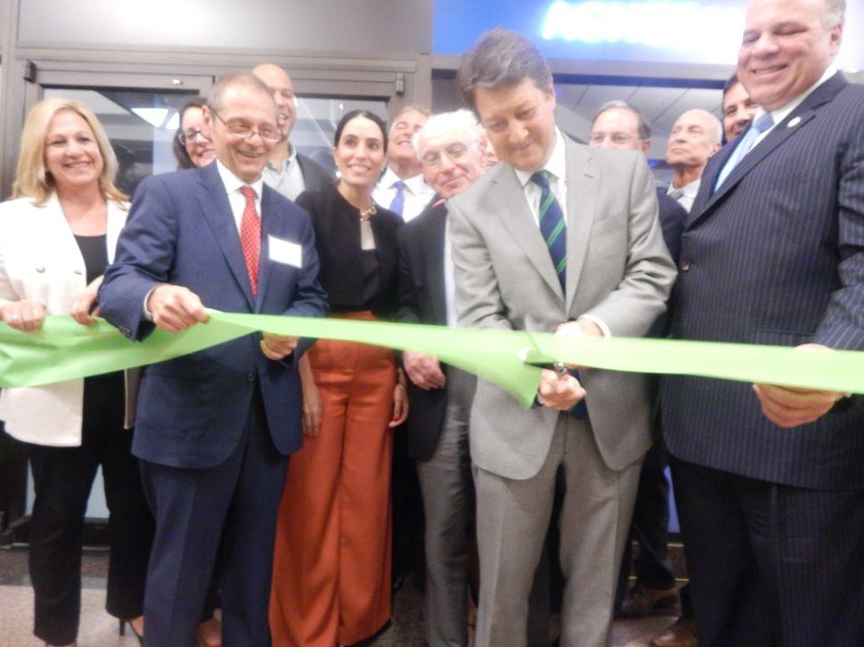NJTV opens new studio in downtown Newark