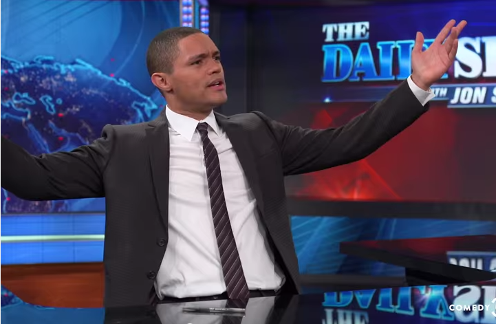 First Look at Trevor Noah Behind the 'Daily Show' Desk, Plus a Debut Date