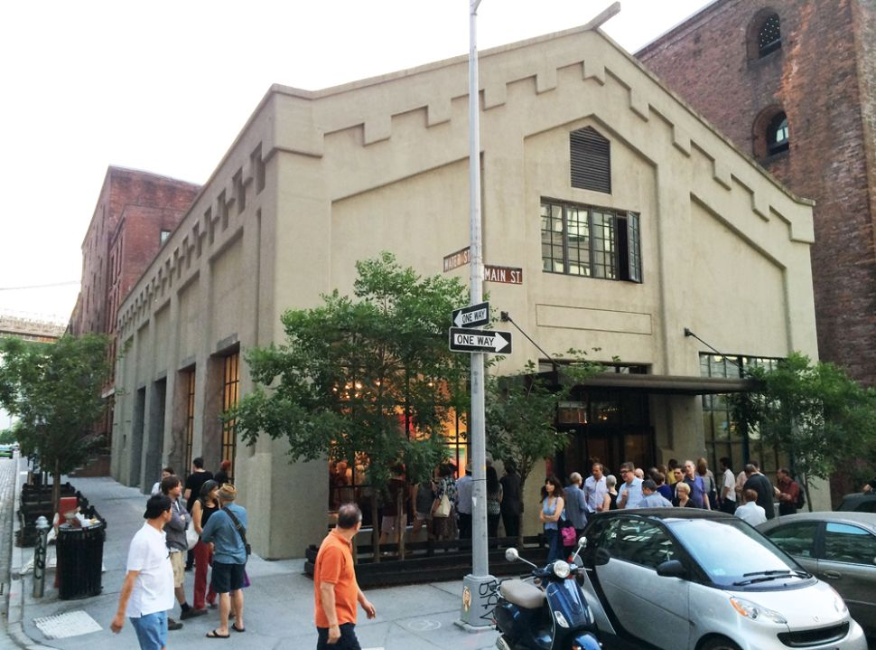 A Gallery Grows in Dumbo: Minus Space Moves to Main Street
