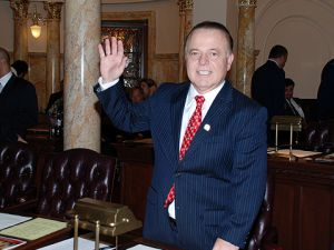 State Sen. Joseph Pennacchio weighs in on state and national party.