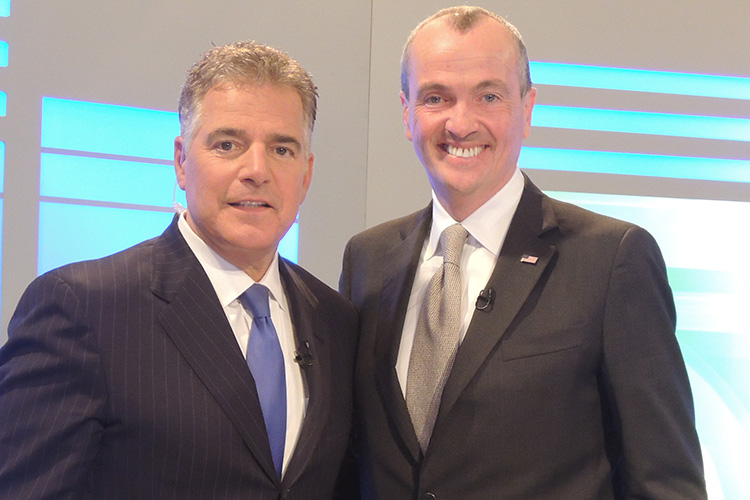 On New Jersey Capitol Report this weekend, Steve Adubato takes on Phil Murphy