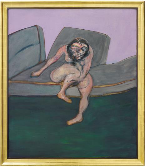 Francis Bacon's 'Seated Woman' Sells for $28.2 Million at Phillips