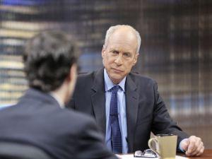 NJTV News veteran political correspondent Michael Aron.
