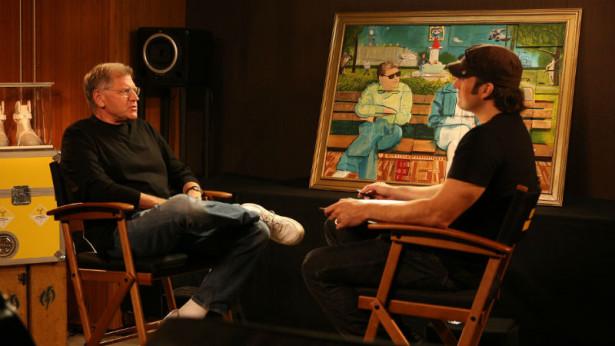 Robert Zemeckis Reveals His Feelings on Filmmaking in El Rey's 'The Director's Chair'