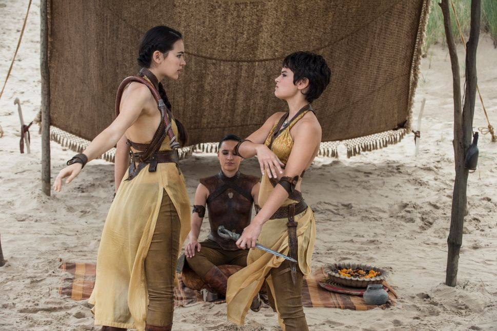 'Game of Thrones' 5×4 Recap: Best Friendzones