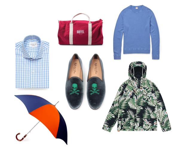 10 Menswear Essentials For Spring